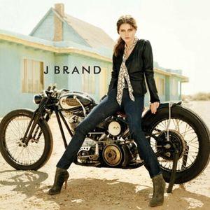 "J BRAND | ""Suzuki"" Skinny Motorcycle Jeans"